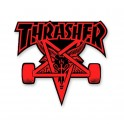 Trasher Skategoat Die Cut Sticker