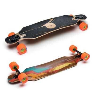 Loaded Icarus Longboard deck