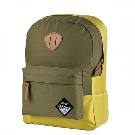 Nitro Urban Classic Golden Mud Bagpack