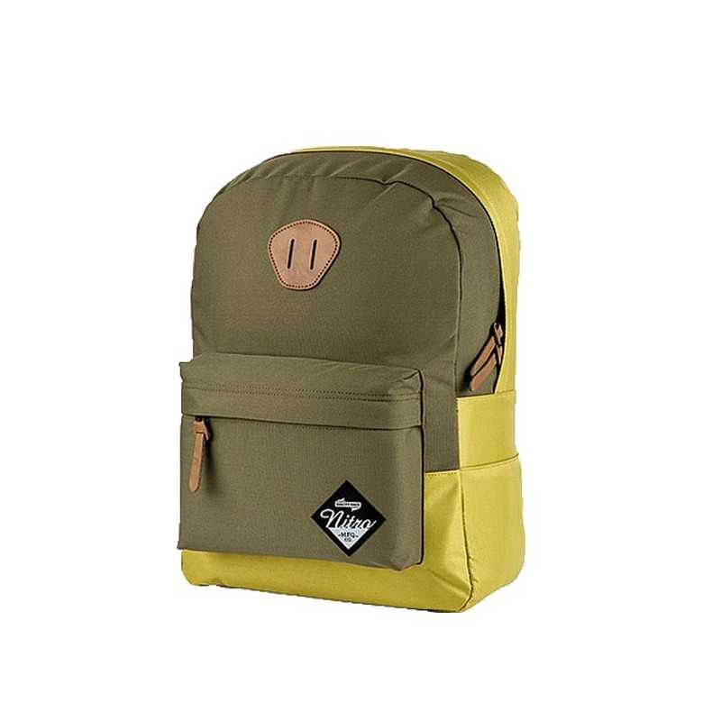 Nitro Urban Classic Golden Mud Sac à dos