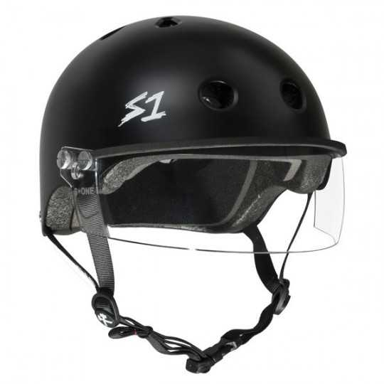 S-One Lifer With Visor Casque Roller Derby