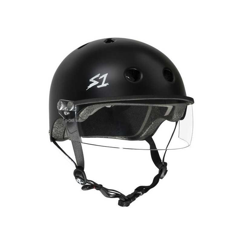 S-One Lifer With Visor Roller Derby Helmet