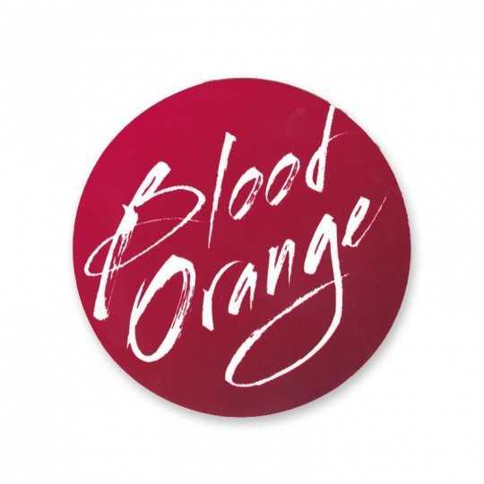 Blood Orange Logo Autocollant