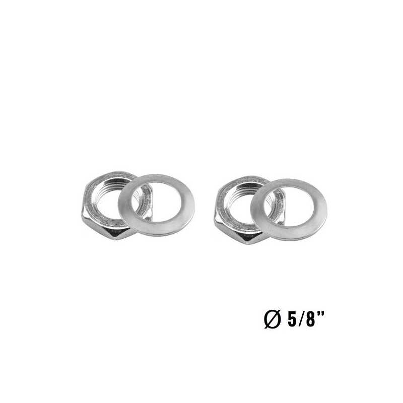 "5/8"" Stopper Nuts & Washers Set"