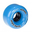 Sure-Grip Aerobic 62 Roller Skate Wheels(4 Pk)