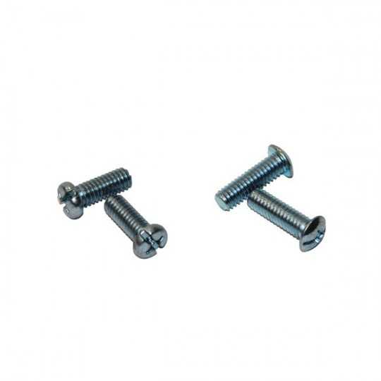 "Roller Quad Toestop bolts 5/16""(Set)"
