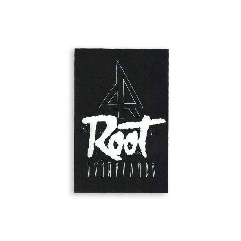 Root sticker Red