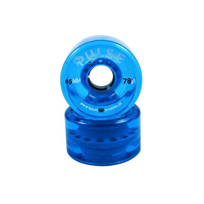 Atom Pulse 65 Roller Skate Wheels(4 Pk)