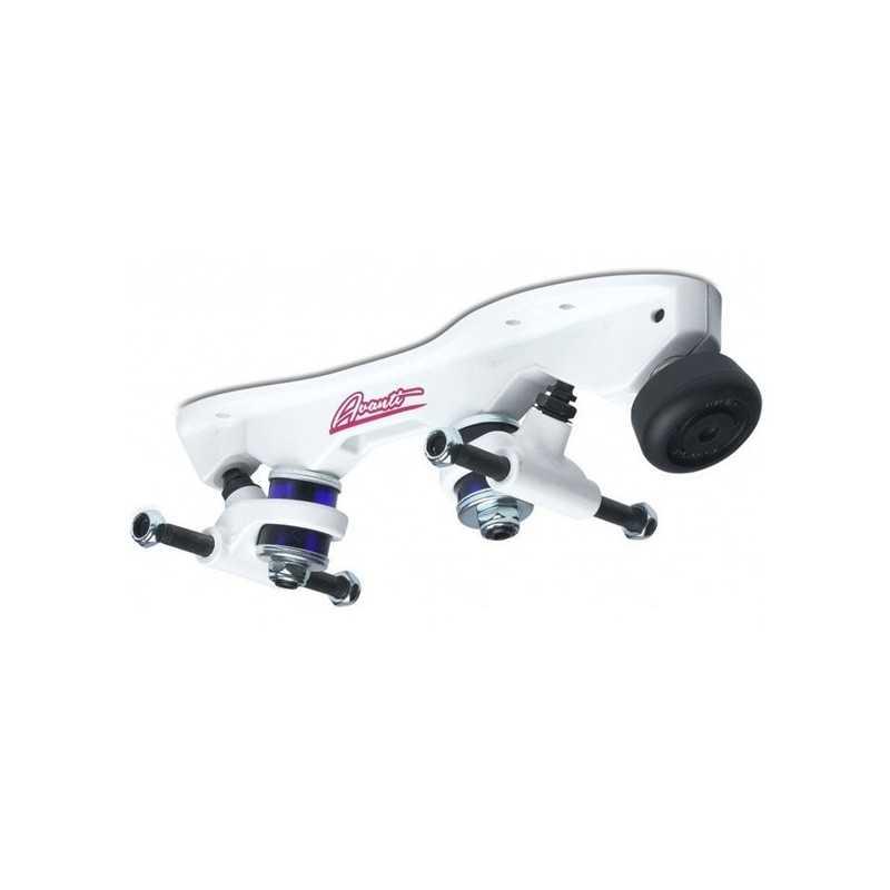 Sure-Grip Avanti Magnesium Platines Roller(Paire)