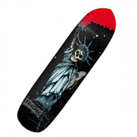 "Cruzade Liberty 8.25"" Plateau Skateboard"