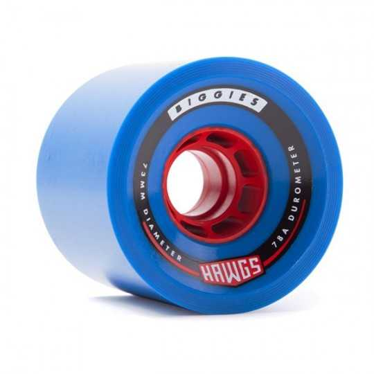 Hawgs Bigger Biggies 73mm V2 Longboard wheels
