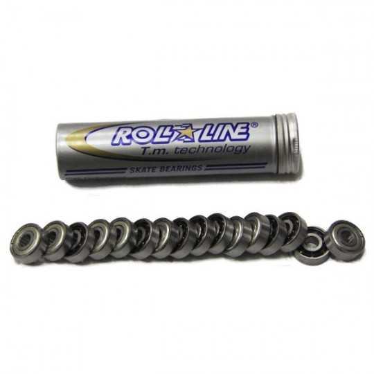 Roll Line 7mm Abec3 Bearings(16Pk)