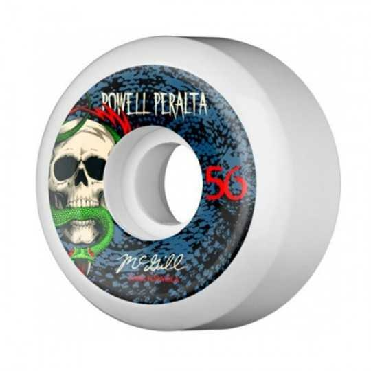 Powell Peralta McGill Snake III 56mm Skateboard Wheels
