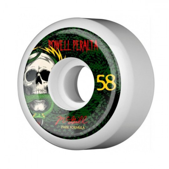 Powell Peralta McGill Snake III 58mm Skateboard Wheels