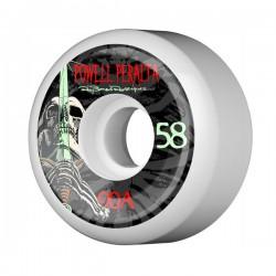 Powell Peralta Rodriguez Skull & Sword III 58mm Skateboard Wheels