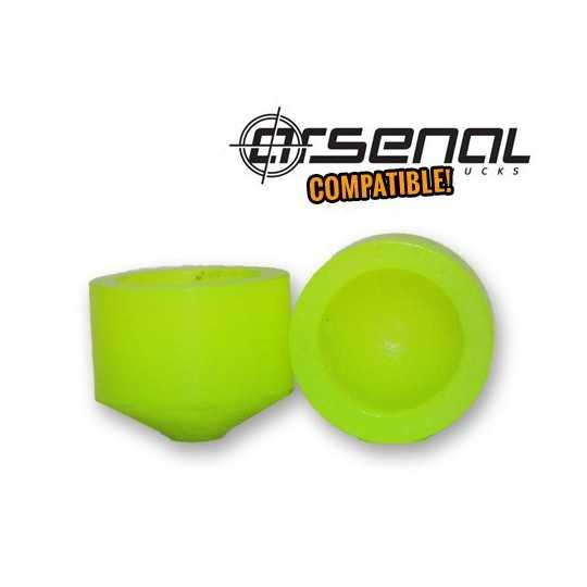 Riptide Pivot cups Arsenal cast Trucks