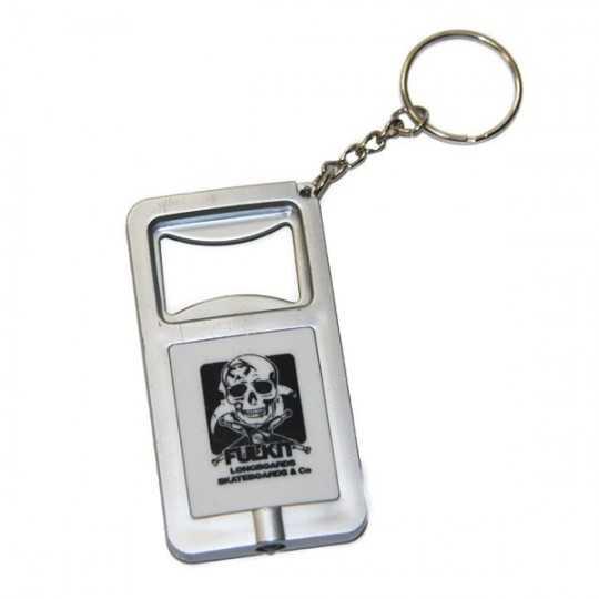 Fulkit Key Chain Flashlight & bottle Opener