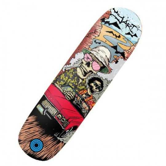 """Jart Fearless 8.5"""" Plateau Skateboard"""