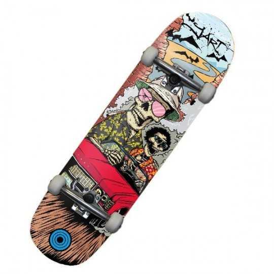 """Jart Fearless 8.5"""" Skateboard Complet"""