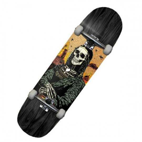 """Jart Mona Lisa 8.625"""" Skateboard Complet"""