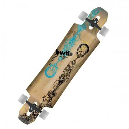 Bustin Maestro Pro Totem Graphic Longboard Complet