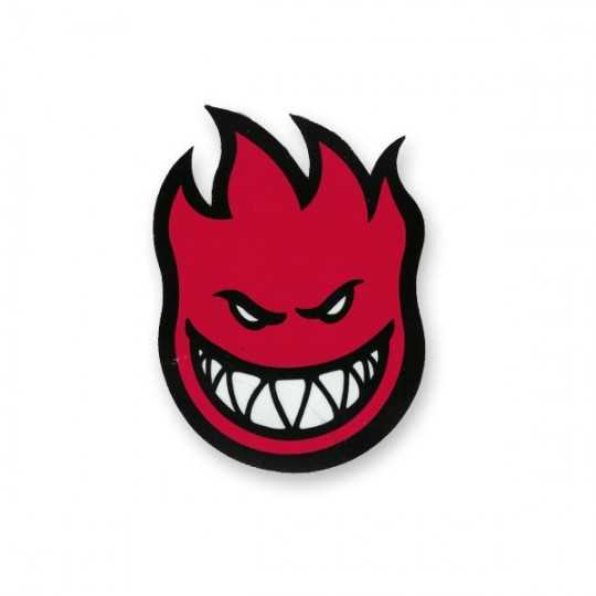 Spitfire Flame Logo Sticker