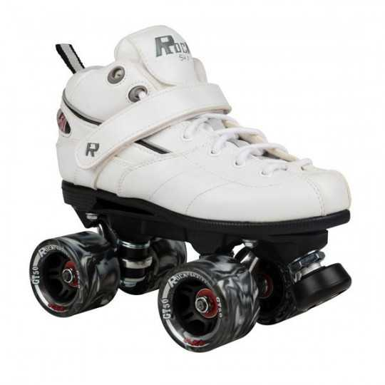 Sure-Grip GT-50 Indoor White Patins Roller Derby