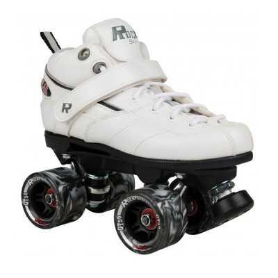 Sure-Grip GT-50 Indoor White Roller Derby Skates