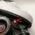 Roller skates Mounting nuts(8Pk)