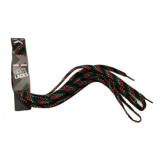 "Riedell Lacets Multicolor 72"""