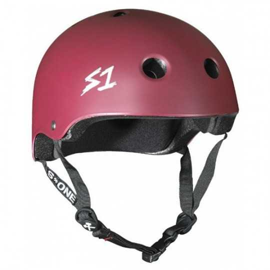 S-One Lifer V2 Maroon Casque