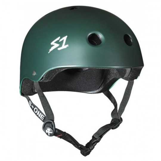 S-One Lifer V2 Dark Green Casque