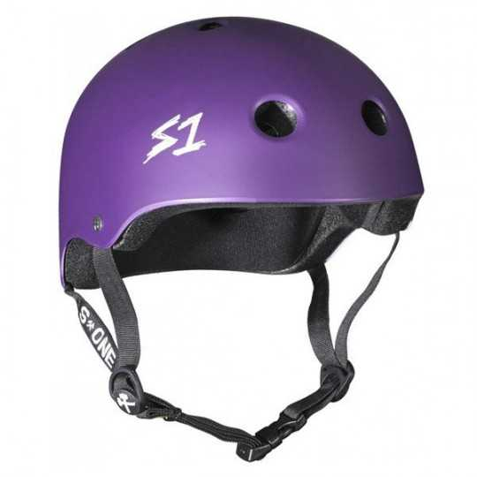 S-One V2 Lifer Purple Helmet