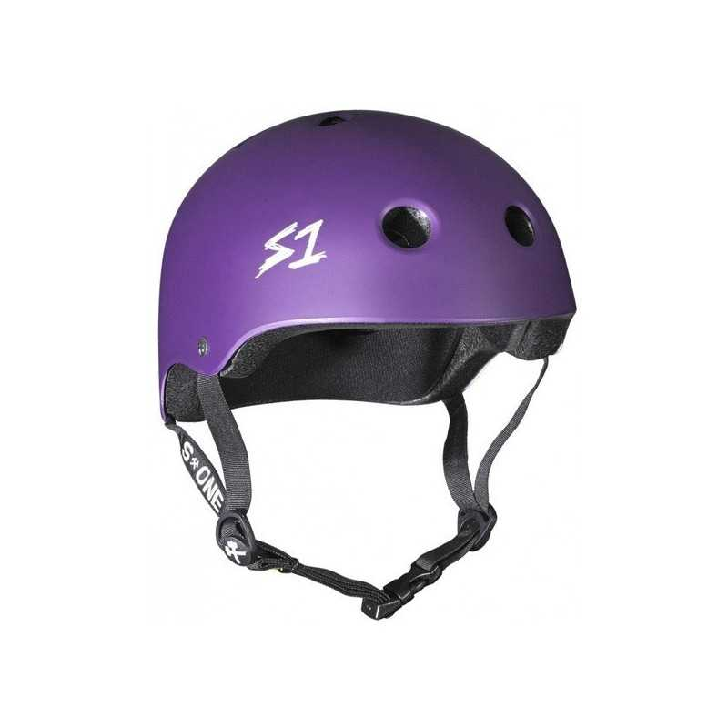 S-One V2 Lifer Purple Helmet
