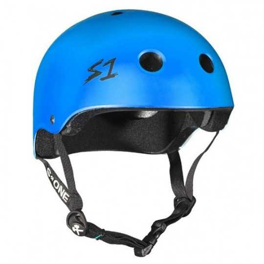 S-One Lifer V2 Bleu Cyan Casque