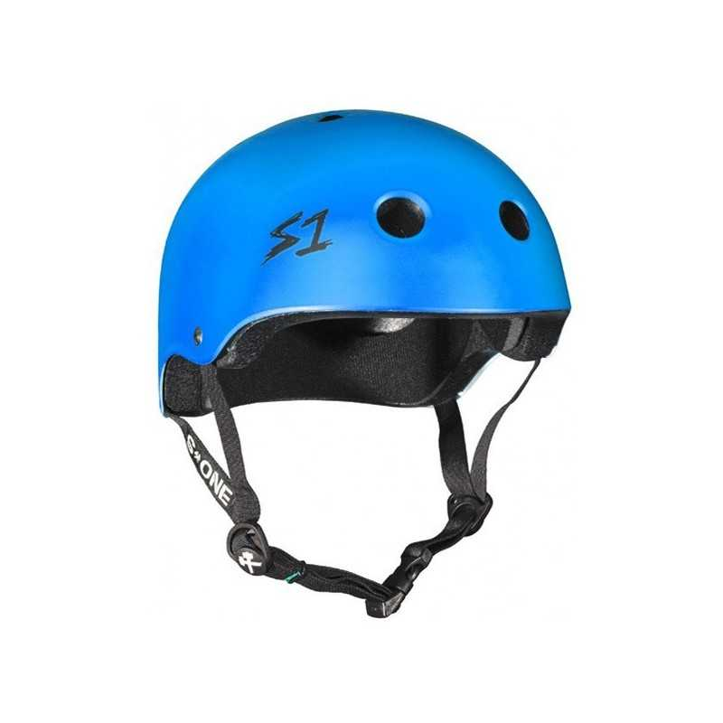 S-One V2 Lifer Cyan Matte Helmet