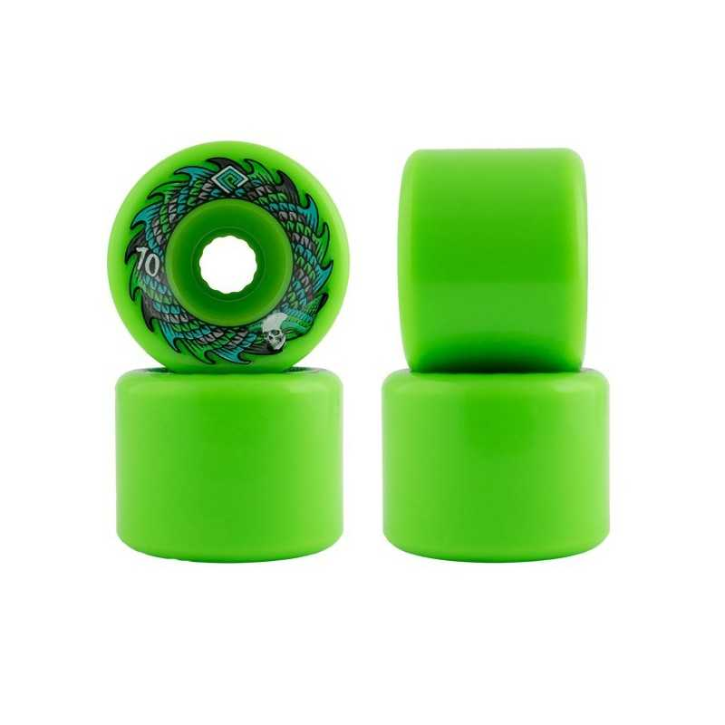 Powell Peralta Soft Slides Offset 70mm Roues Longboard