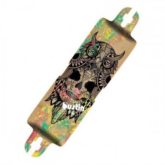 Bustin Nomad Bukhal Graphic Plateau Longboard