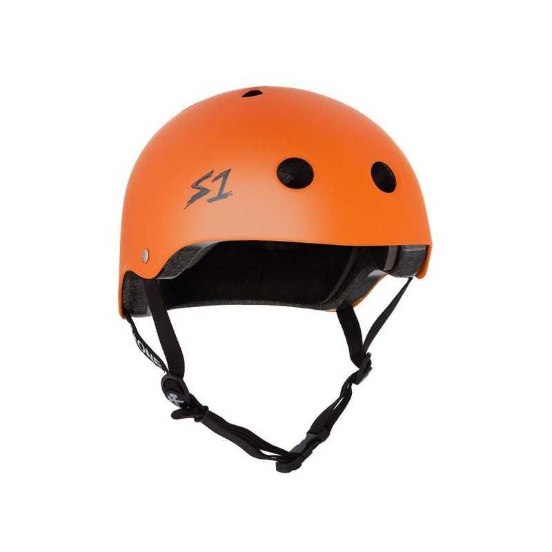 S-One V2 Lifer Orange Helmet