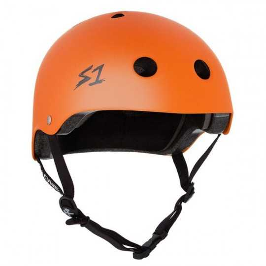 S-One Lifer Orange Helmet
