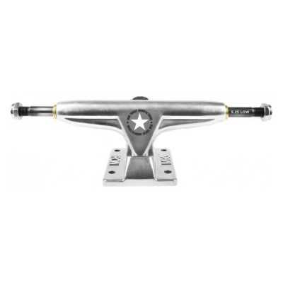 "Iron 5.25"" Low Silver Truck Skateboard(Unité)"