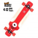 Solid Kid Eye Longboard complet