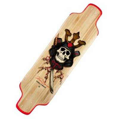Powell Peralta Kevin Reimer Samourai Longboard Deck