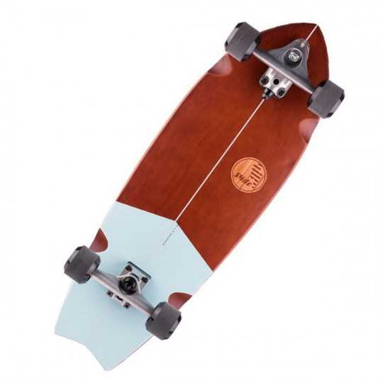 "Slide Fish 32"" Traction Surfskate"