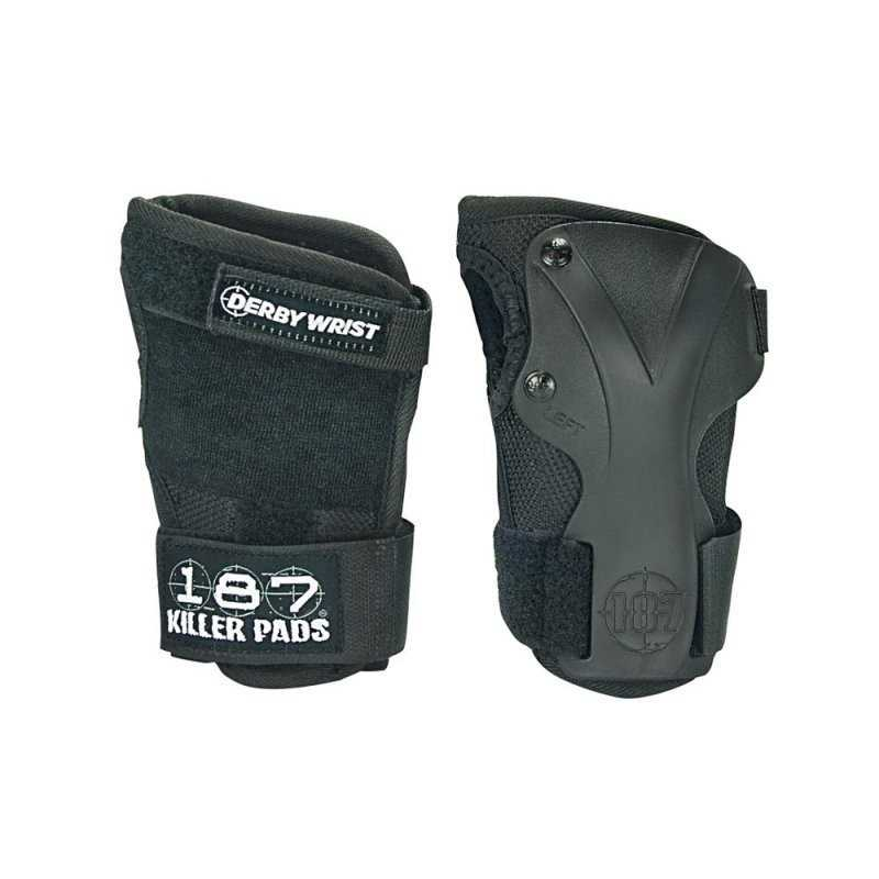 187 Derby Wrist Guards