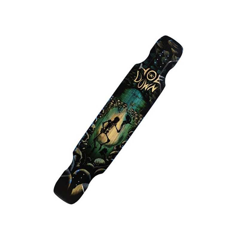 Moonshine Hoedown Soft Longboard Deck