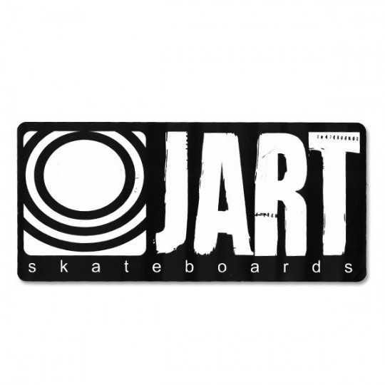Jart Autocollant Logo 20x9cm