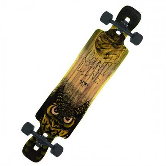 Moonshine Country Line Firm Longboard Complet
