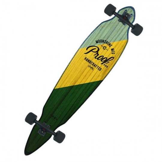 Moonshine Proof Longboard Complet