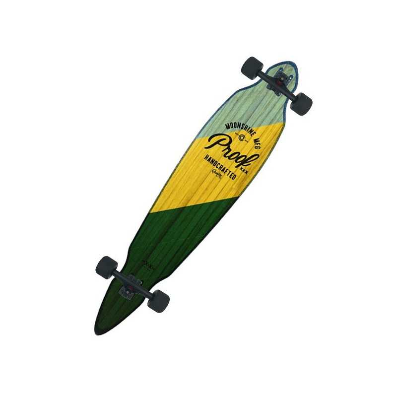 Moonshine Proof Longboard Complet